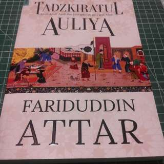 Tadzkiratul auliya - attar