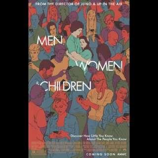 [Rent-A-Movie] MEN WOMEN AND CHILDREN (2014)