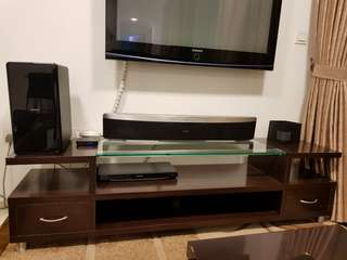 Beautiful TV console for sale