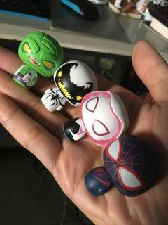 Funko Spider-Man pint size heroes