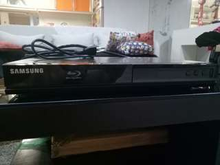 Samsung Blu-Ray Player BD-J4500R/XD