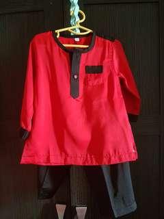 Boy Baju Kurta / Kurung