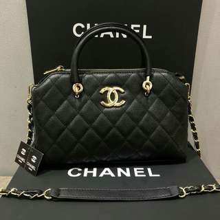 Chanel Bag Caviar Sling