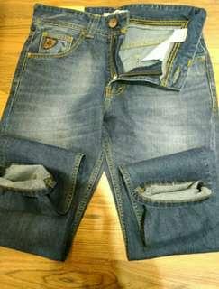 LOIS JEANS ORIGINAL - celana panjang lois slimfit clasic CSL 431 D