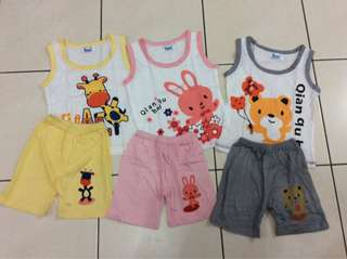 #Shirt And Pants baby#baby clothes#baju baby