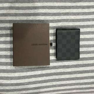 Damier Graphite Louis Vuitton Men Wallet