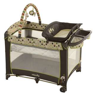 Bright Starts InGenuity Coco Cafe Smart & Simple Playard