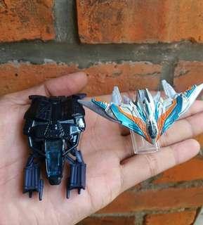 Pesawat guardians of galaxy dan batman
