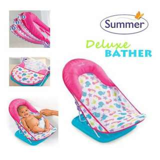Summer Infant Mother's Touch Deluxe Baby Bather