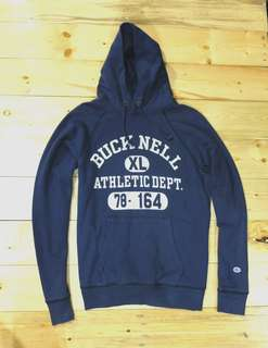 Jaket Hoodie Jumper Champion blue (Second Original)