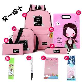 K-Backpack 10in1 Set
