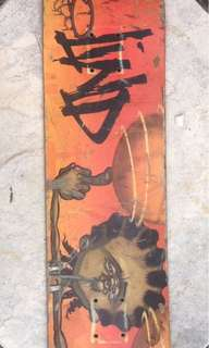 Pre loved Blind Skateboard Deck