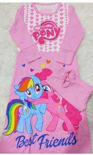 Gamis Anak My Little Pony