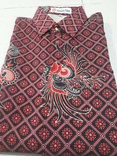 Baju Batik bahan halus