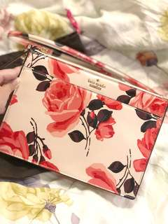 ❗️AUTHENTIC ORIGINAL❗️ KATE SPADE PINK FLORAL SLINGBAG