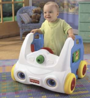 Fisher Price Get Up & Go Walker