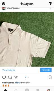 Fendi Polo Shirt