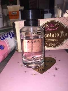 zara parfum (rose)