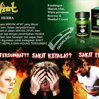 Afiat Herbal Balm