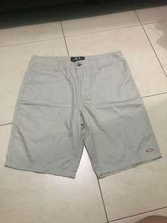 celana pendek oakley size 36