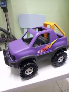Clearance! Little Tikes big Jeep