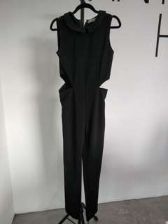 Conscious - Black Jumpsuit