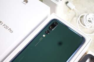 Huawei P20pro P20 Pro Midnight Blue Triple Camera Leica Certifed