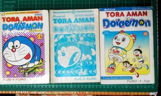 Komik Doraemon (Tora Aman)