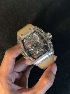 Second Richard Mille RM056-02 Highest Clone not seiko panerai hublot audemars