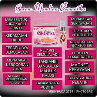 Garam Mandian Aura Romantika Pink Romance