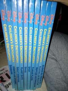 Enxylopedia children book