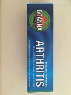 Goanna Arthritis Pain Relief