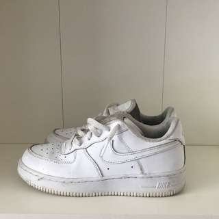 Air Force 1 Size 2Y/Women's 5