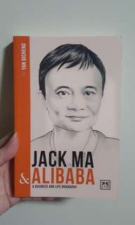 Jack Ma & ALIBABA A Business And Life BIOGRAPHY
