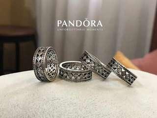Pandora Statement Ring