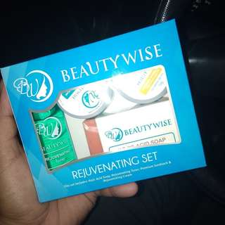 beautywise rejuvenating set