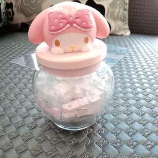日本三麗歐-美樂蒂夾子