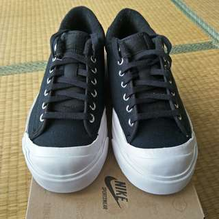 Fragment design Nike Air Zoom All Court Low 黑色  (藤原浩)