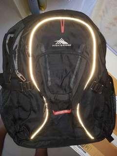 High Sierra Backpack Tas Punggung