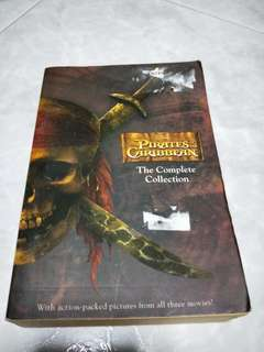 Pirates of the Caribbean Complete Collection