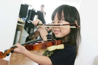 Piano violin lessons (4yrs and above)