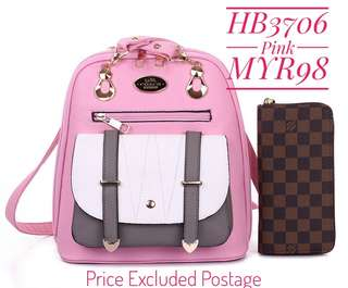 HB3706 Pink