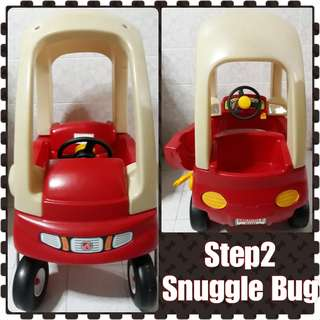 Step2 Snuggle Bug Coupe