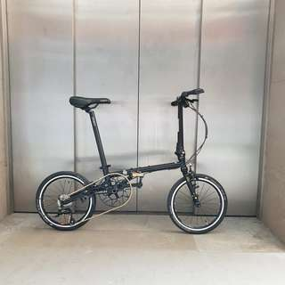 Fnhon Gust 16inch 349 Folding Bicycle