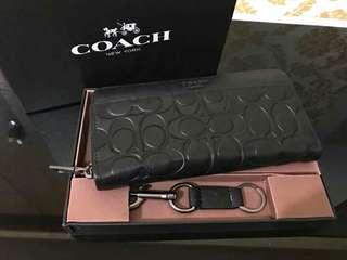 Unisex Coach Wallet
