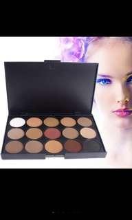 hari raya promo! warm eyeshadow palette