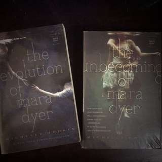 The Evolution of Mara Dyer / The Unbecoming of Mara Dyer