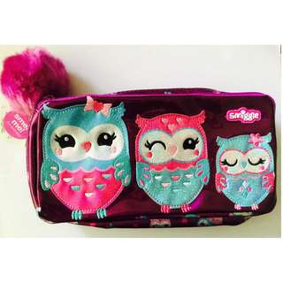 Zing Character Owl Pencil Case