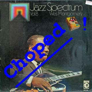 wes montgomery jazz spectrum Vinyl LP used, 12-inch, may or may not have fine scratches, but playable. NO REFUND. Collect Bedok or The ADELPHI.