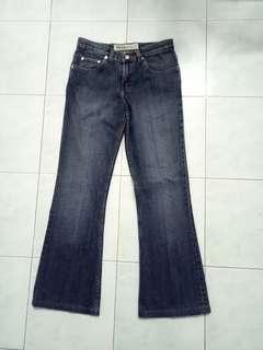 Celana panjang cowok jeans Favo